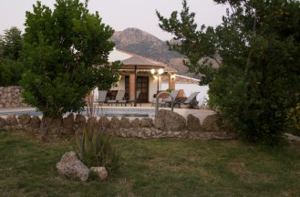 Casa Rural Huerta Lagarin, Exteriores